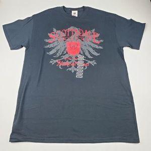 Medieval Times Scottsdale Eagle Crest Logo Tee M